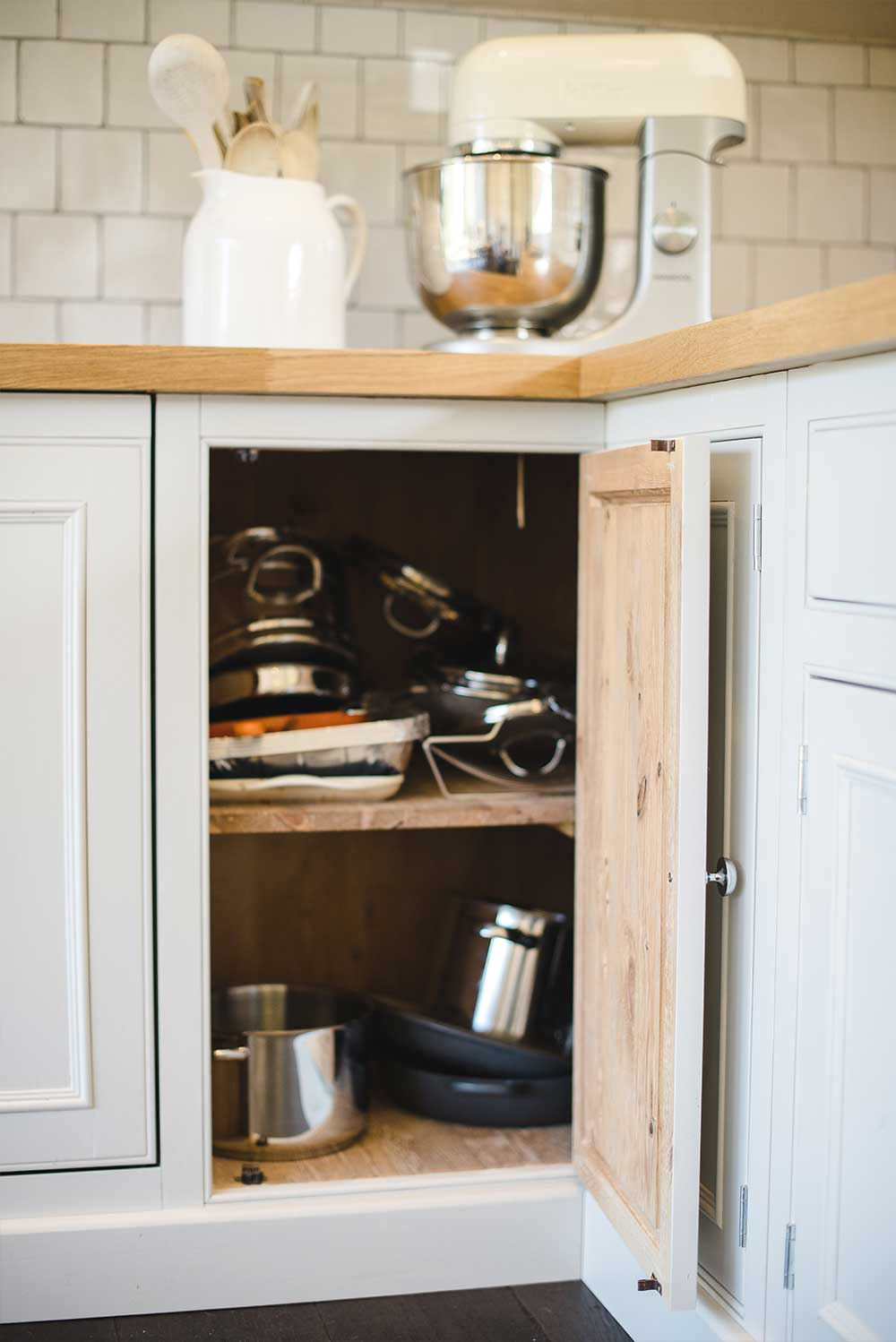Kitchen Units Doors And Cupboards Made With Solid Wood