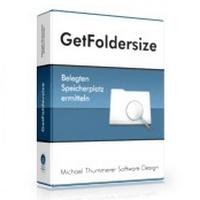 get folder size