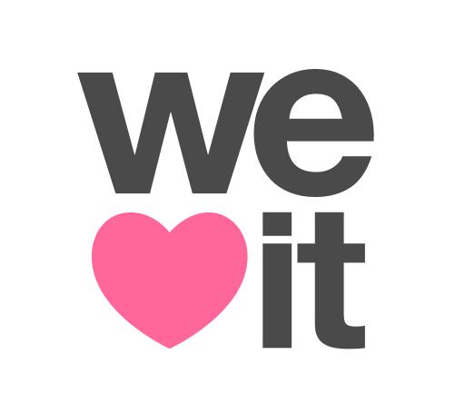 تطبيق الصور We Heart It