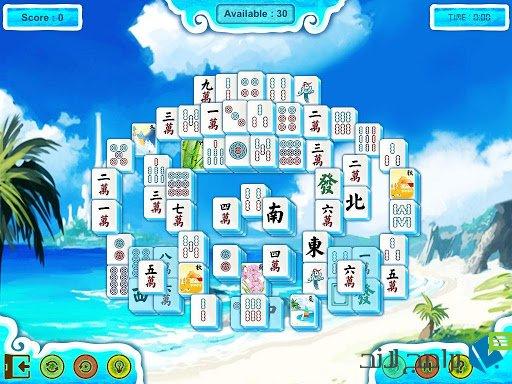 لعبة Mahjong