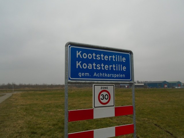 Kootstertille