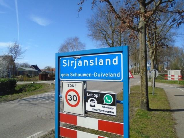 Sirjansland