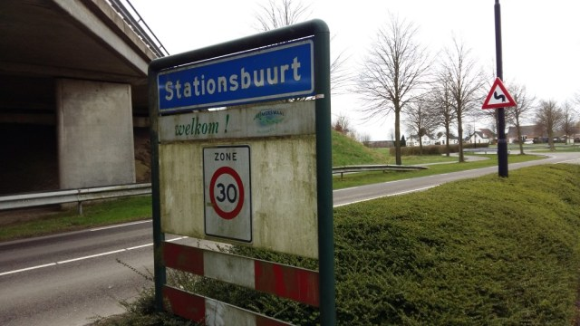 Stationsbuurt