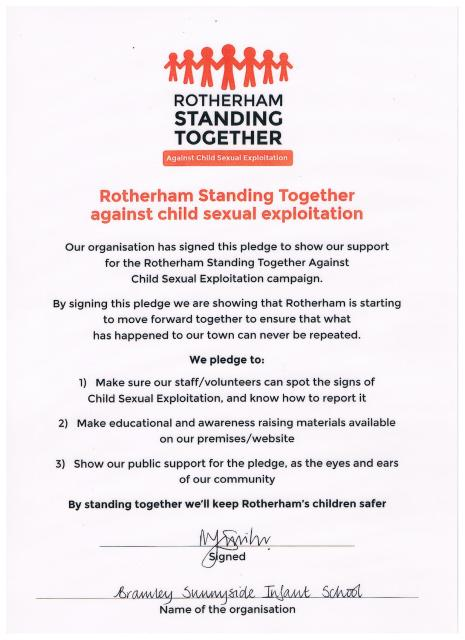 Rotherham Standing Together