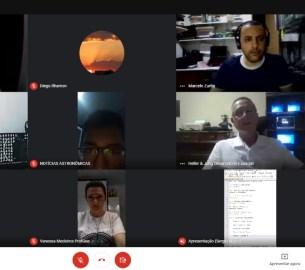 Assembleia virtual para eleição da diretoria