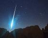Alfa Capricornídeas costuma gerar meteoros explosivos - Foto: Wally Pacholka
