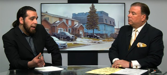 Ahmed Elbasiouni Interviewed on Brampton's Big Blue House One-Hour Broadcast