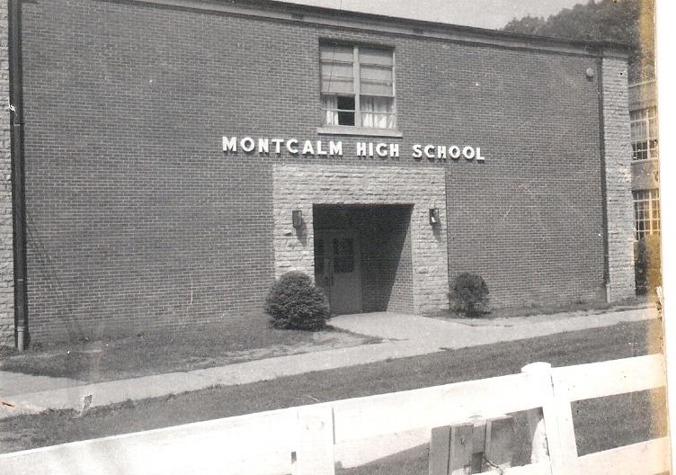 Montcalm High School 1970