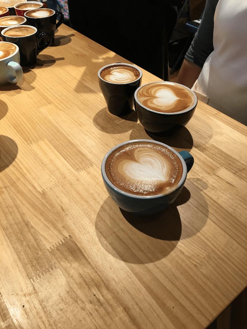 コーヒーセミナーは楽しい!!