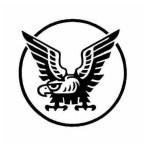 鷲のマーク