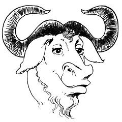 GNUのイメージシンボル