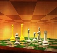 チェスのCG