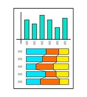 図表データのイラスト