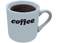 ƒコーヒーのCG