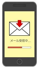 電子メールのイラスト