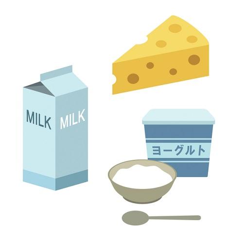 健康食品のイラスト
