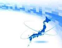 日本列島のイメージ図
