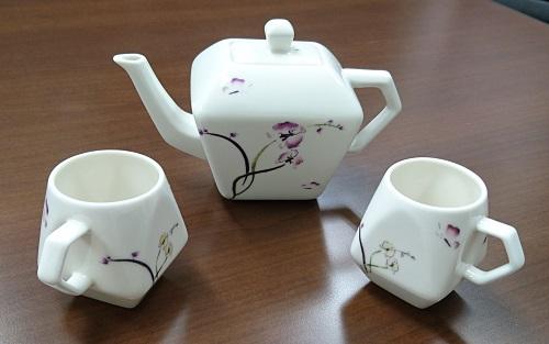 台湾茶器の写真