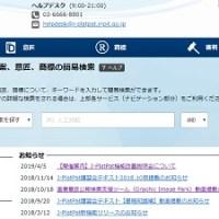 J-PlatPatの画面