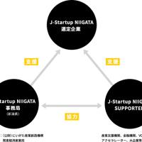 J-StartUP NIIGATAの体制