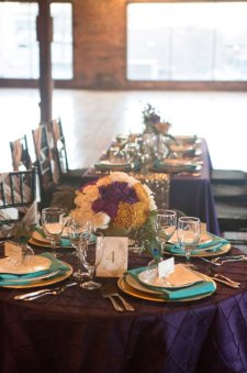 branching out photo shoot jewels centerpieces