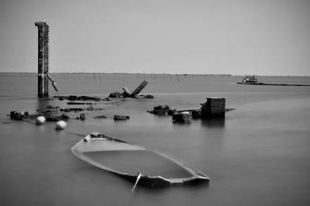 Foto Betty Guli - La Luce nel Delta del Po