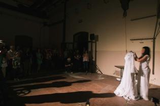 STANZE, performance di Alessandra Rigolin