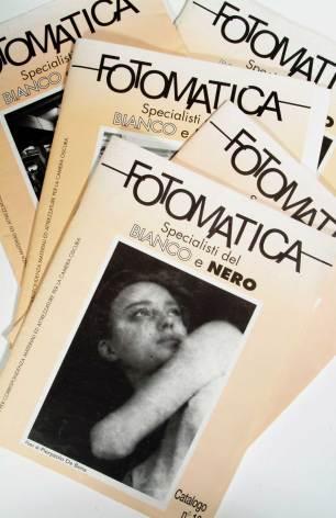 FOTOMATICA catalogo cartaceo