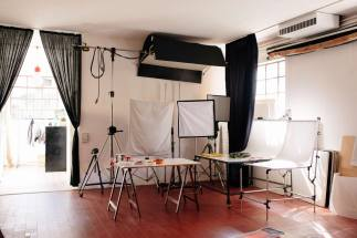 Lo studio fotografico in Vicenza