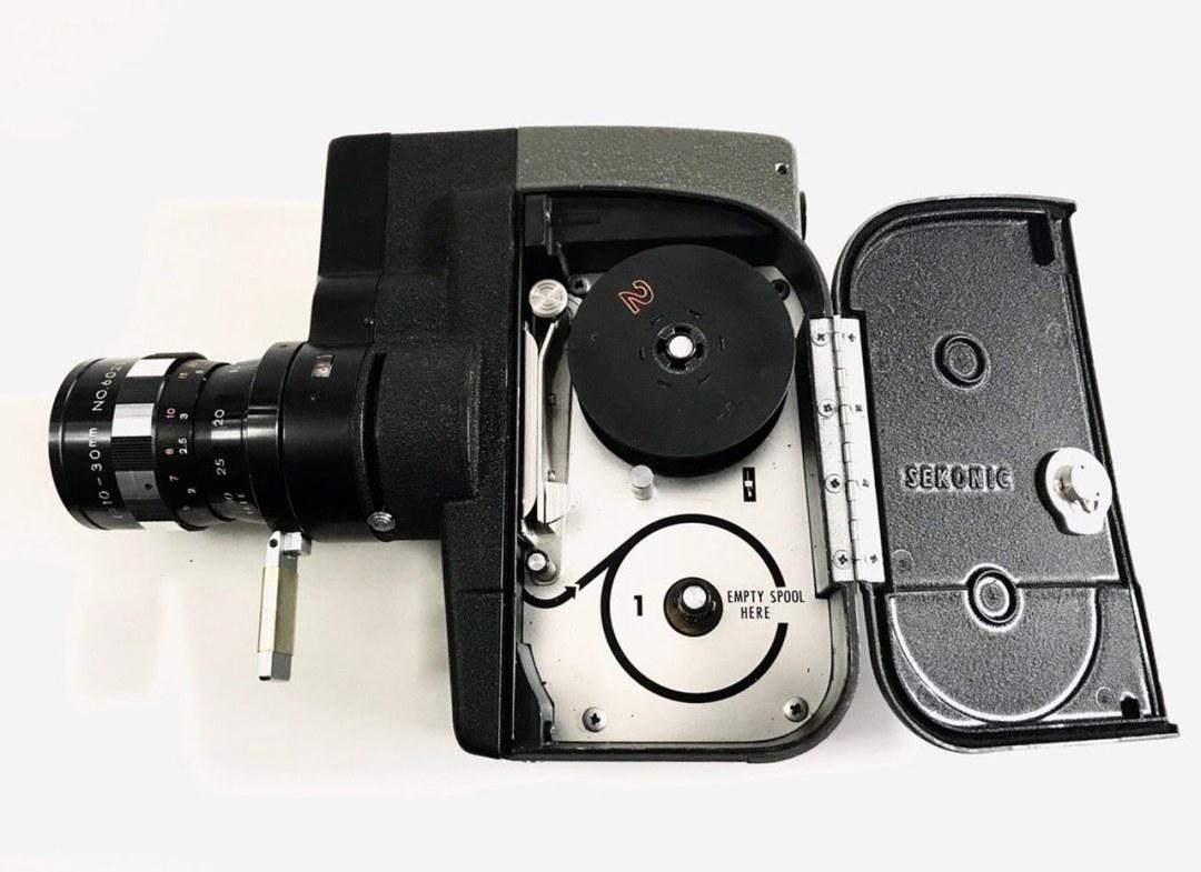 cinepresa-Sekonic-Zoom-8mm