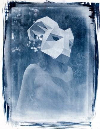 Cianotipo - Cyanotype Day 2015 - Branco Ottico