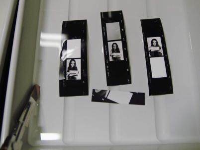 i test stampati a contatto