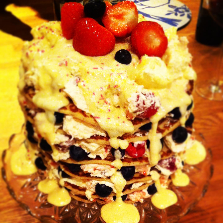 PancakeCake