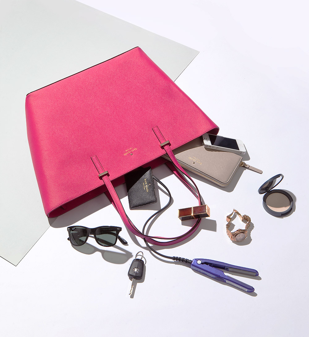d0ef2b3ff What's in your handbag? Tell us to win one from Kate Spade ...