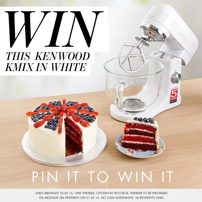 Kenwood Cake Comp