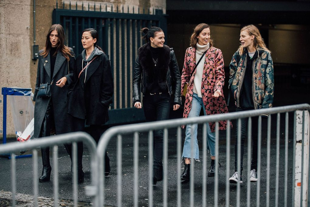 The Paris Fashion Week Street Style Trends