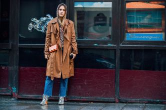 Trench Coats Done Differently