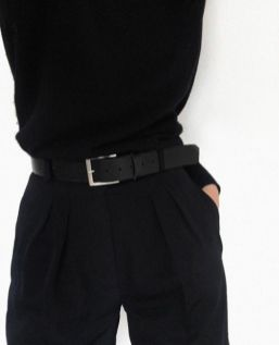 tailored trouser w belt