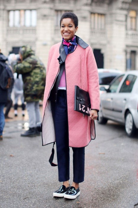 Wrap yourself up in Pink