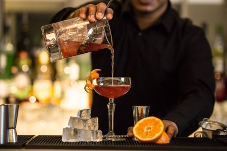 Valentine's Day Cocktail Masterclass