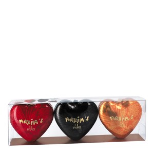 Maxims de Paris Mini Heart Gift Set
