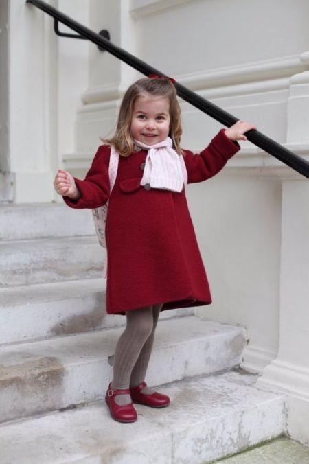 Princess charlotte dress