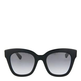 Gucci black women's sunglasses