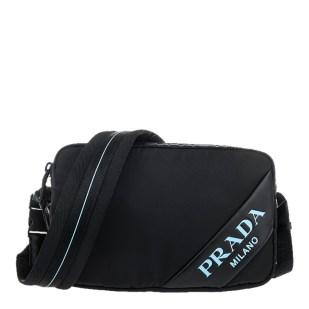 Prada black crossbody bag