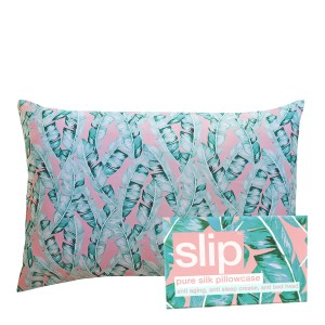 Slip Silk King Pillowcase, Cali Nights