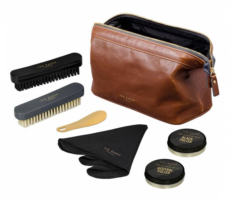 Black Friday Homeware Ted Baker Men's Shoe Care Kit