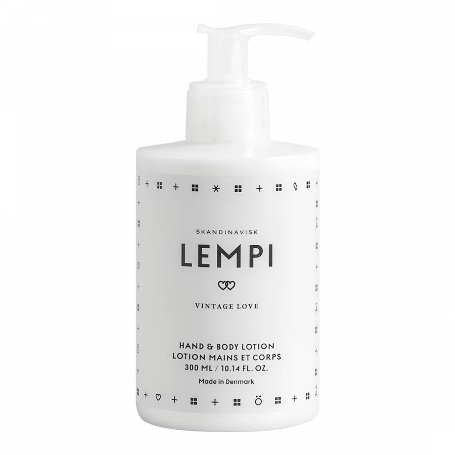 beauty essentials skandinavisk LEMPI Hand Lotion