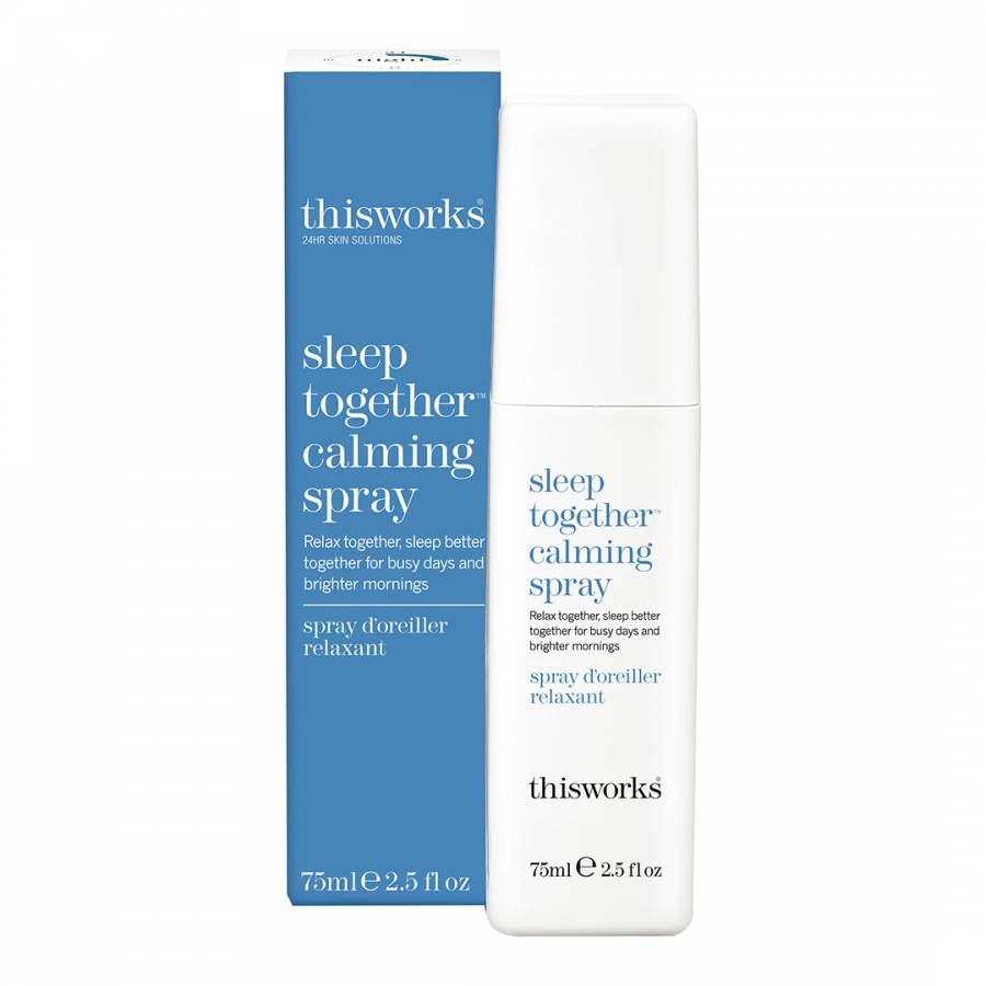 beauty essentials This Works Sleep Together Calming Spray - £13.50