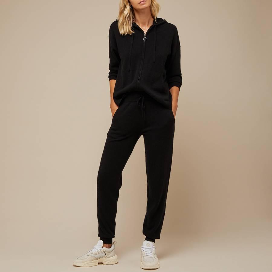 cashmere sweatpants No. Eleven Black Cashmere Blend Jogger