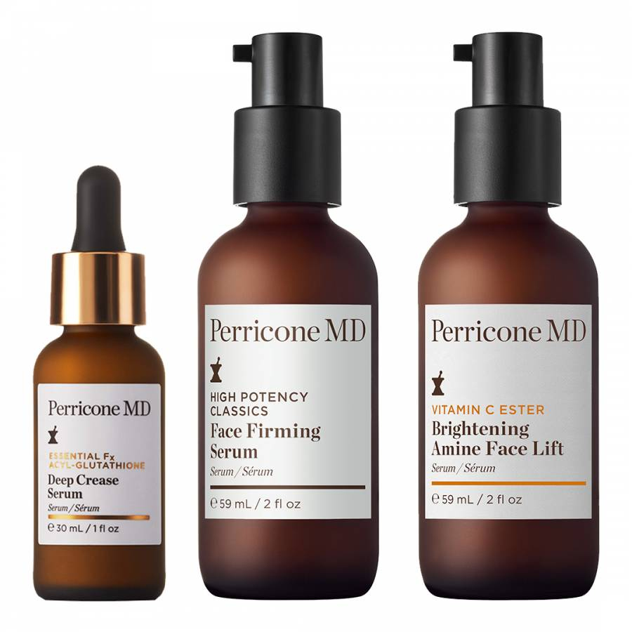home facial Perricone Serum Trio - £100